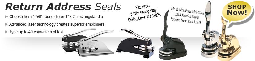 Return Address Seals