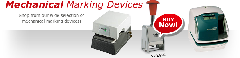 Mechanical Marking Devices