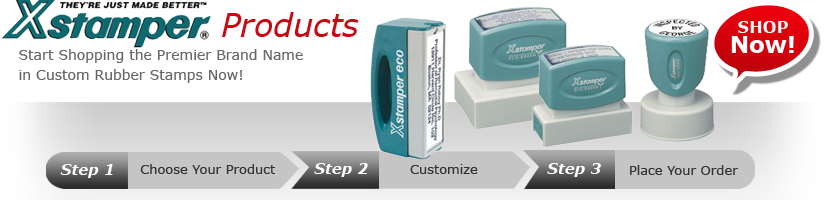X STAMPER  PRODUCTS