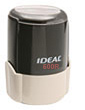 Ideal Self Inking Round Text Stamps