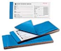 This slim design receipt book has been prepared especially for notaries. Provide clients with professional and easy to understand itemized receipts. Keep a copy for your records with non carbon duplicates. Comply with state receipt laws. AtoZstamps.com