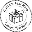 Box Embossing Seal. Choose your mount and view your custom text in a live preview. Find all your custom embossing needs at atozstamps.com