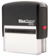 """Most popular notary and return address stamp! Great for longer messages, larger signatures, and business information. Impression Size: 3/4"""" x 1 15/16"""" AtoZstamps.com"""