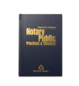 NOPG - Notary Practices & Glossary