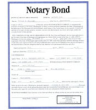 In Idaho a Notary Public is required to file a bond to receive their commission. The bond protects the public and guarantees the notary will faithfully and honestly perform the duties of their office as prescribed by the law.