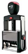 """1 1/2"""" x 2 5/16"""" Our PSI daters are the best in the business! PSI-M600 Dater are made of compact plastic construction with a metal frame, visit AtoZstamps.com"""