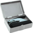 This seal storage case and shipping box presents a fantastic value and includes a separate mailing box. For more visit AtoZstamps.com