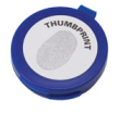 Inkless Thumbprint Pads are an easy and inexpensive way to provide extra security and to prevent check and identity fraud.